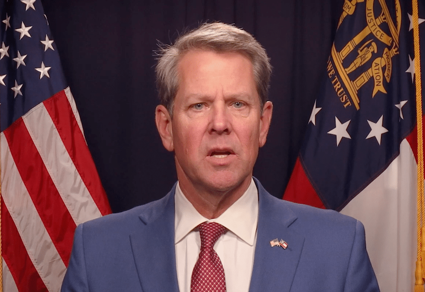 'Georgia is open for business:' Gov. Kemp loosens COVID-19 restrictions across state 1