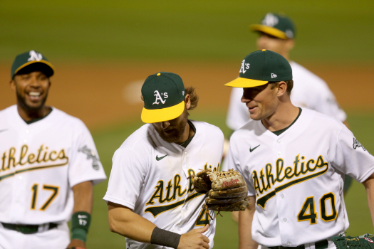 Oakland A's drop Opening Night game to Houston Astros; but fans get their jeers in 1