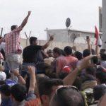 Baghdad on lockdown after protests 19
