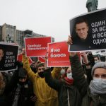 Vladimir Putin Faces Mass Protest in Russia as Alexei Navalny Doctor Blasts 'Hospital' Move 9