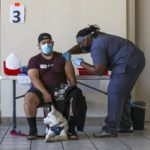 COVID-19 vaccination clinics open at Metrolink train stations in Palmdale, Lancaster 5