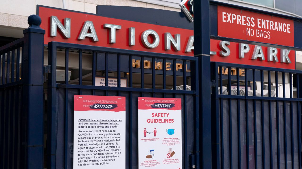 Mets' season-opening series postponed due to Nationals' COVID-19 issues 1