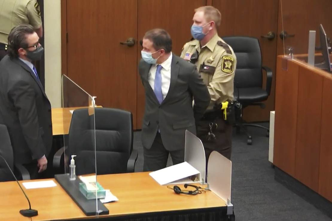 Judge Denies New Trial and Sentences Former Police Officer Derek Chauvin in the Death of George Floyd 1