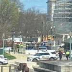 U.S. Capitol on Lockdown After Vehicle Attack; 2 Officers Injured 7
