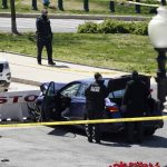 Capitol locked down after crash injures officers 8