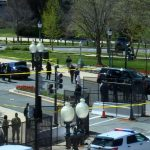 US Capitol is on lockdown after Capitol Police officers injured outside the building 7
