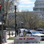 Capitol Police Say Two Officers Rammed by Car, Suspect in Custody 8