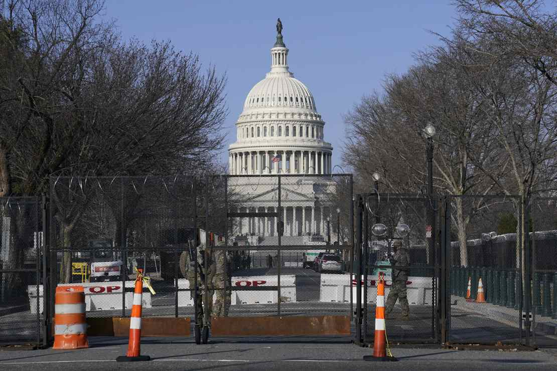 BREAKING: U.S. Capitol on Lockdown Due to 'External Security Threat,' Reports of Gunfire 1
