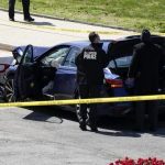 Police officer dies after suspect rams car into Capitol barricade 6