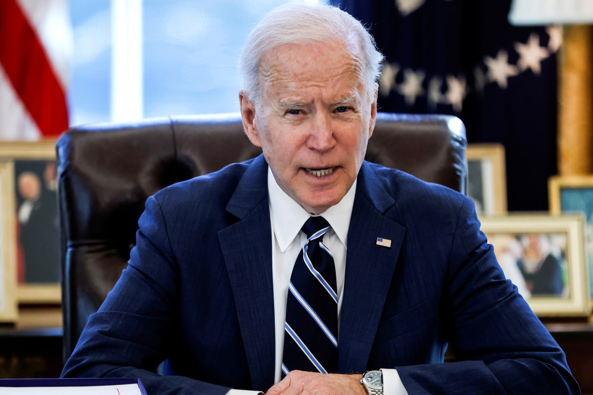 Biden administration sued by 13 states over tax provision in COVID-19 relief plan 1