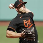 Orioles' Means means business in opener, beats Red Sox 3-0 5