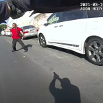 LAPD officer killed a man who had thrown a hammer, video shows 18