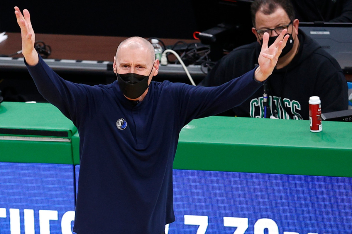 Mavericks' Rick Carlisle misses Knicks tilt after positive COVID-19 test 1