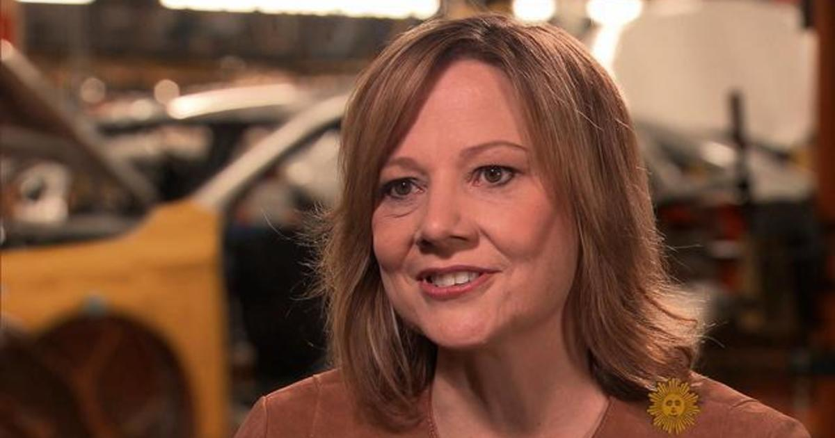 GM's new chief officer on being in the driver's seat 1