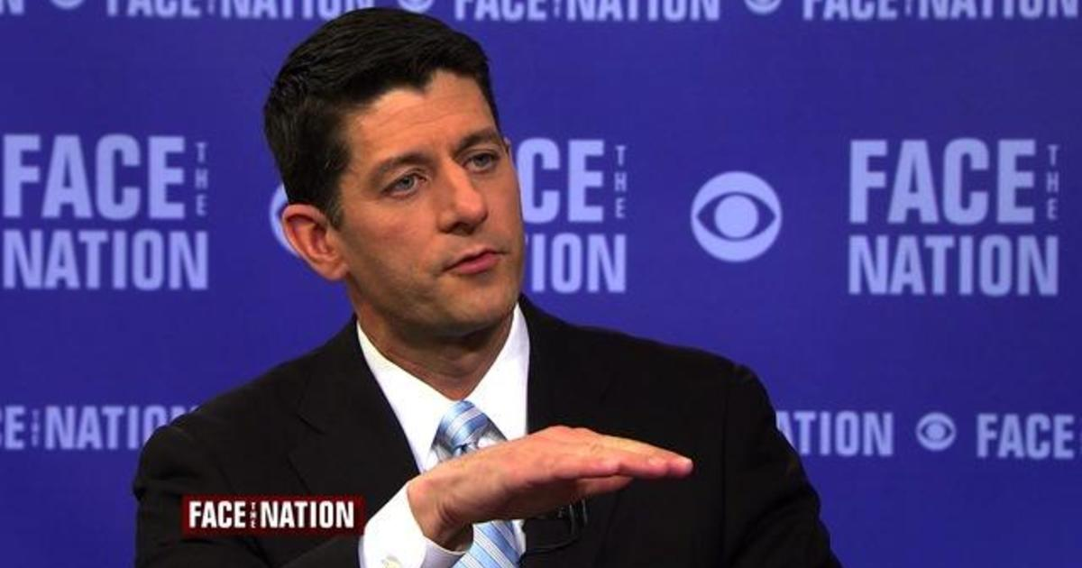 Paul Ryan on Baltimore riots, poverty in America 1
