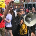 5/2: Peaceful protests in Baltimore; Nepal quake survivor starts online campaign to help family rebuild 8