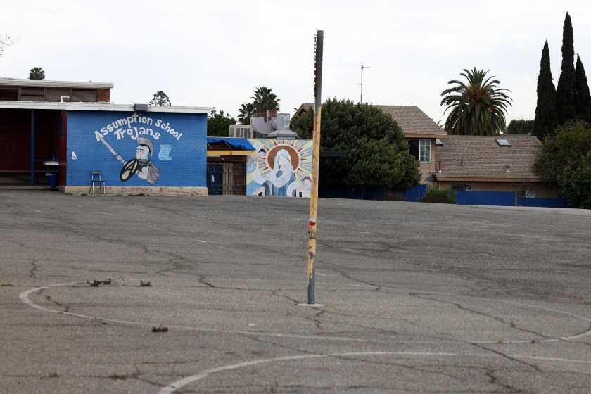 Six Los Angeles Catholic schools to close, victims of pandemic hardship, years of struggle 1