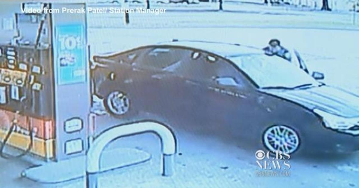Man caught on camera dragging officer with car 1