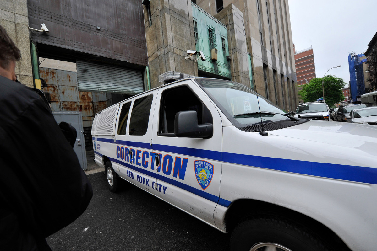 NYC corrections officer sues to get gun back after bizarre crash incident 1