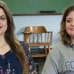 Long-lost sisters meet for first time in classroom 5