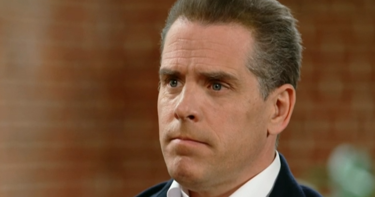 Hunter Biden opens up about family intervention, laptop reports 1
