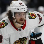 Blackhawks notebook: Vinnie Hinostroza will receive opportunity to contribute after quarantine 8