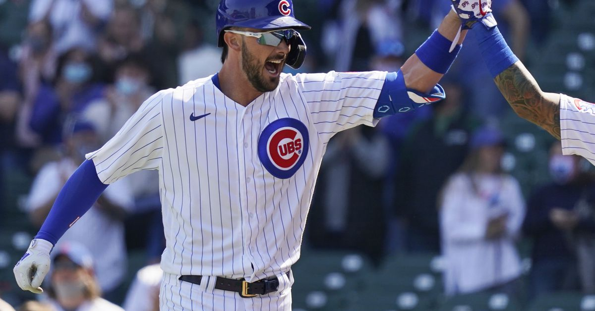 Cubs' offense bounces back after rough season opener 1
