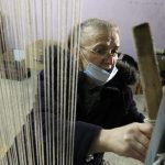 Training opens 'a window of hope' for Albanian rug-weavers 8