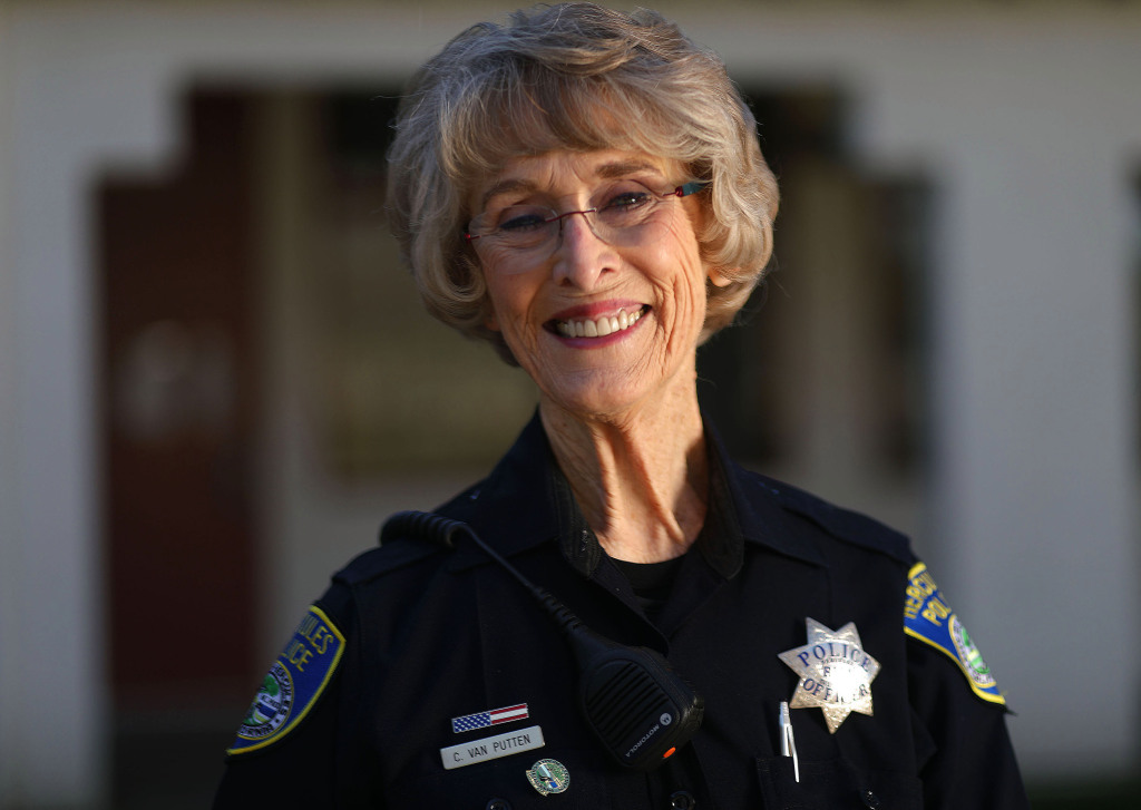 'She was and is a pioneer.' From San Diego to Bay Area, this officer continues historic run 1