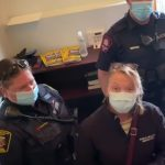 VIDEO: Polish Pastor Throws Mask Police Out Of Church On Easter, 'Don't Come Back Without A Warrant. Out, Nazi!' 6