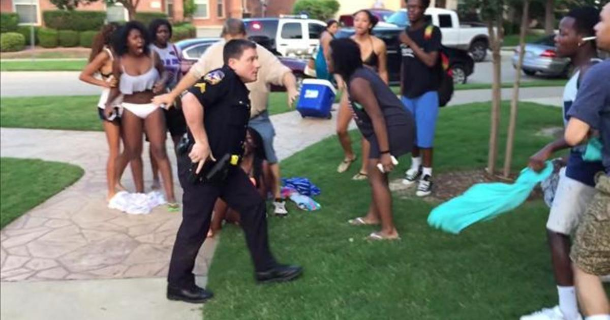 """McKinney police chief: Officer """"out of control"""" 1"""