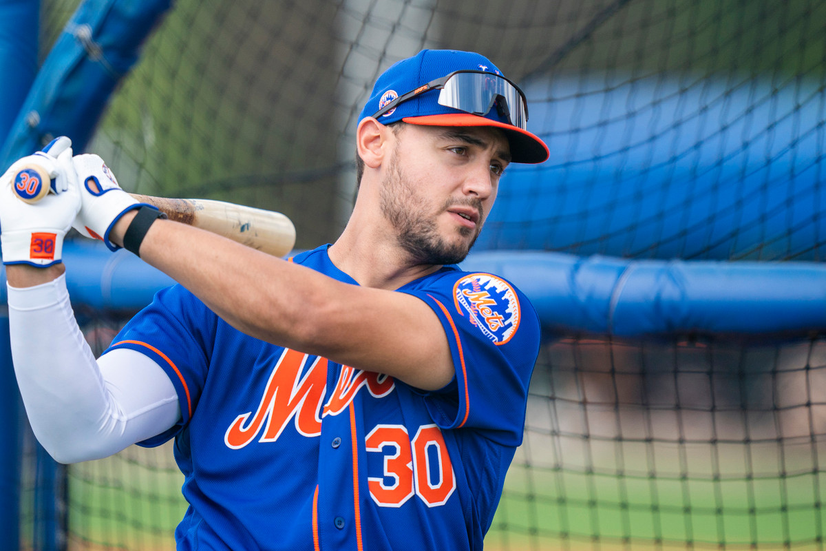 Mets' Michael Conforto had COVID-19 right before spring training 1
