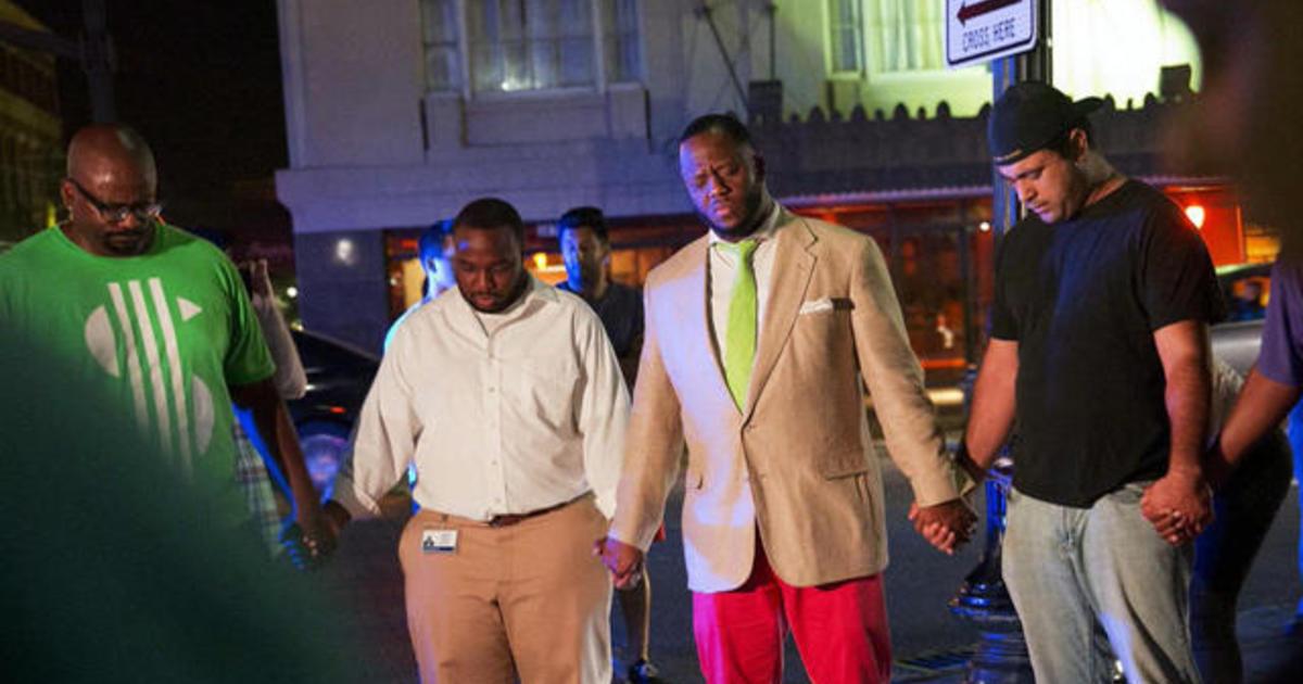 DOJ opening hate crime investigation in Charleston church shooting 1