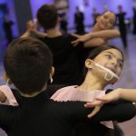 AP PHOTOS: Italy ballroom dancers twirl through lockdown 4