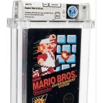 Unopened Super Mario Bros. game from 1986 auctioned for $660,000 5