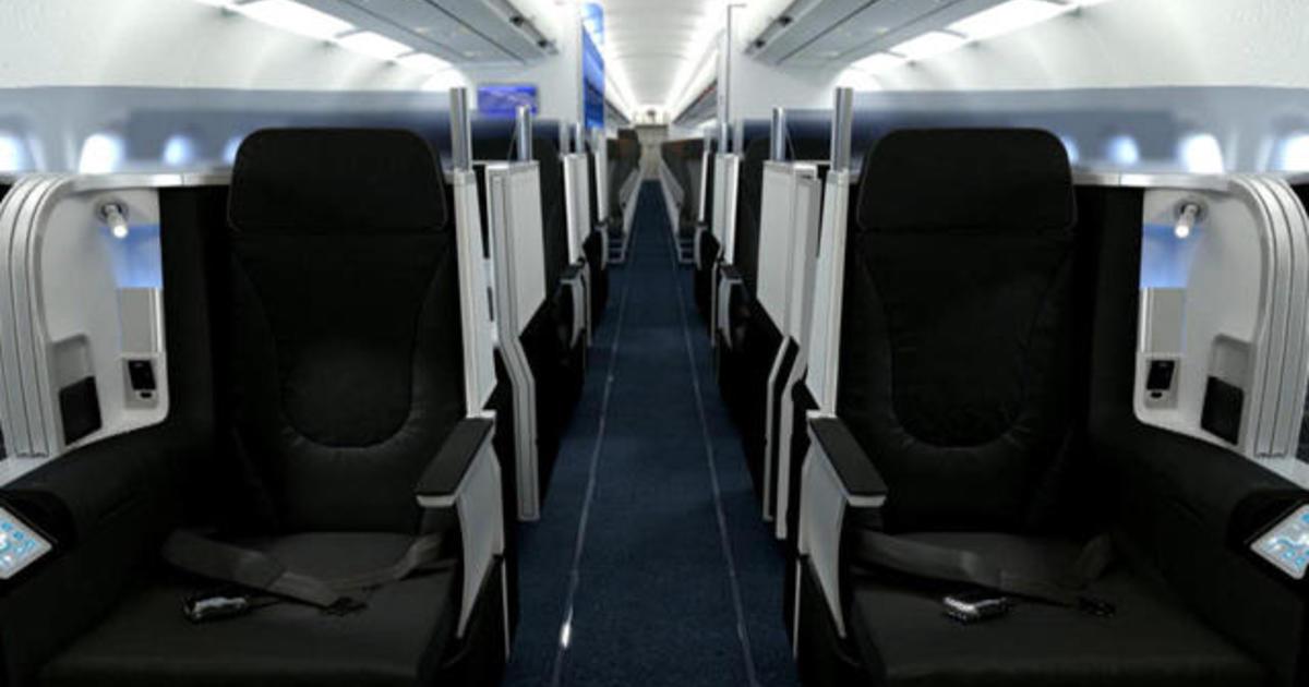 """JetBlue expanding premium """"Mint"""" class 1"""