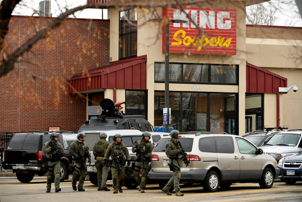 Boulder police officers didn't wait for backup to confront King Soopers shooter. That's exactly what modern police tactics teach.  1
