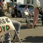 Derek Chauvin trial looms over Minneapolis Easter service as church honors George Floyd 5