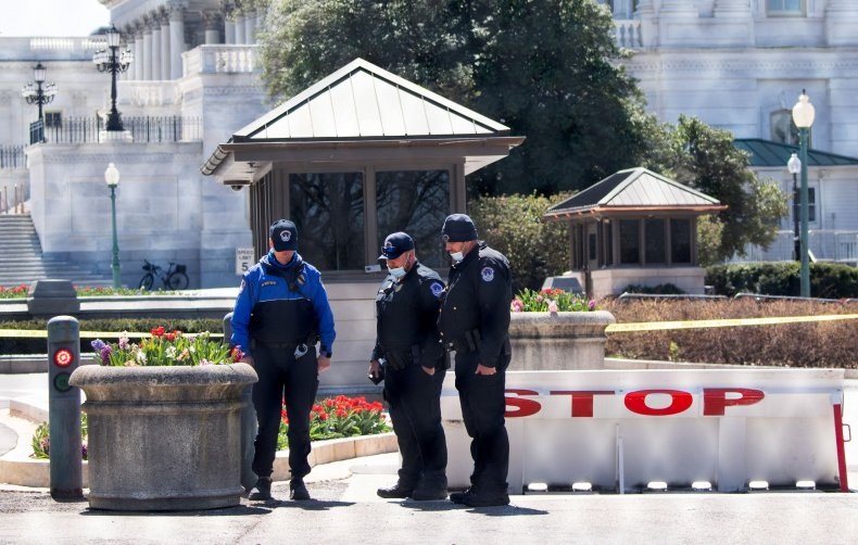 Capitol Police Union Warns of 'Crisis in Morale,' Mass Officer Exit After Latest Attack 1