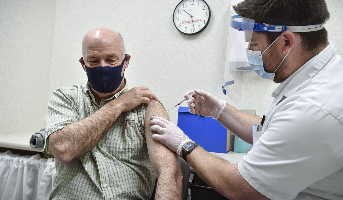 Montana governor catches COVID-19, shows mild symptoms 1