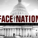Open: This is Face the Nation, July 19 8