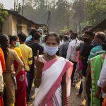 Indian states vote amid latest surge in coronavirus cases 5