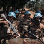 As World Wages War on COVID-19, U.N. Troops Fight on the Front Lines 8