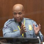 Minneapolis police chief: Kneeling on George Floyd's neck violated policy 7