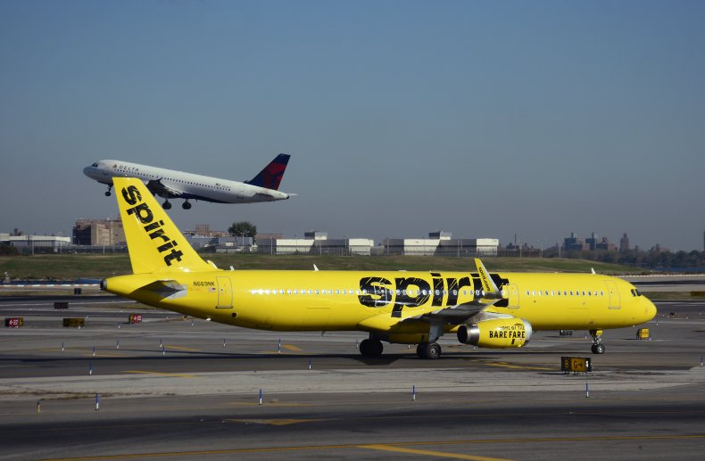 Spirit Airlines Mask Dispute Video Viewed Over a Million Times 1