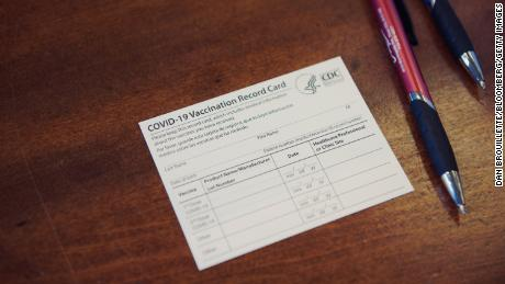 What scattered vaccination records mean for Covid-19 immunity 'passports' 1