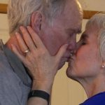 Couples learn to pucker up in kissing class 8