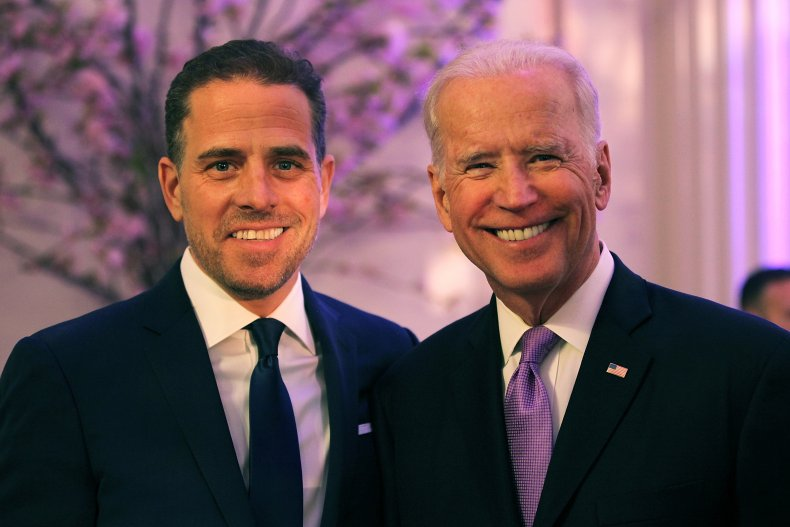Hunter Biden Says His Family Name 'Opened Doors' But Can Be 'a Burden' 1