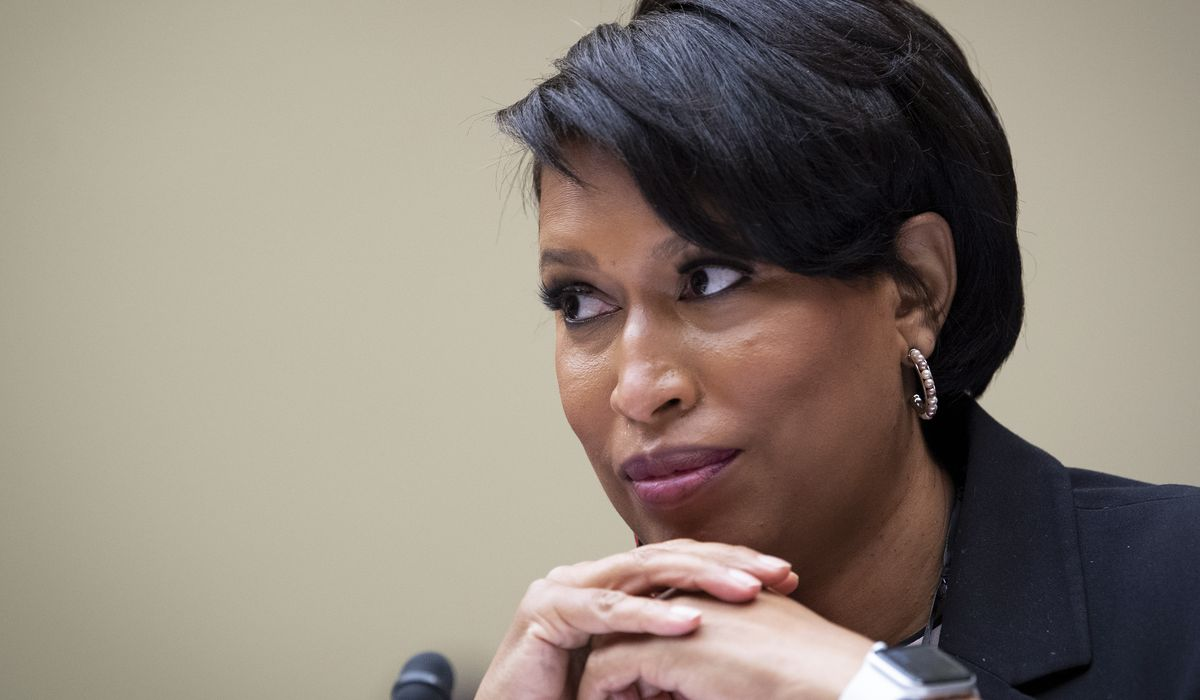 D.C. mayor: All adults eligible for COVID-19 vaccine April 19 1