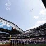 Texas Rangers fill stands with 38,000 fans in home opener 8